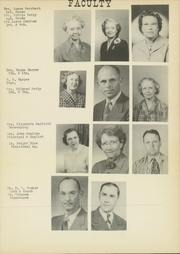 Page 11, 1951 Edition, Sharp High School - Mustang Yearbook (Sharp, TX) online yearbook collection