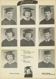 Page 13, 1951 Edition, Sharp High School - Mustang Yearbook (Sharp, TX) online yearbook collection