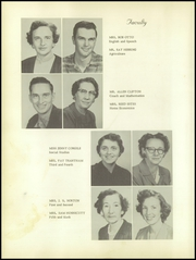 Page 12, 1956 Edition, Fluvanna High School - Buffalo Yearbook (Fluvanna, TX) online yearbook collection