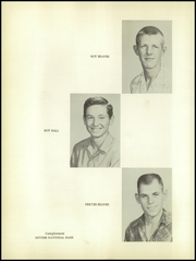 Page 16, 1956 Edition, Fluvanna High School - Buffalo Yearbook (Fluvanna, TX) online yearbook collection