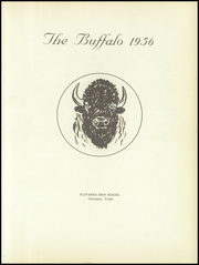 Page 5, 1956 Edition, Fluvanna High School - Buffalo Yearbook (Fluvanna, TX) online yearbook collection