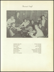 Page 9, 1956 Edition, Fluvanna High School - Buffalo Yearbook (Fluvanna, TX) online yearbook collection