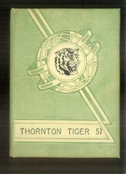 Page 1, 1951 Edition, Thornton High School - Tiger Yearbook (Thornton, TX) online yearbook collection