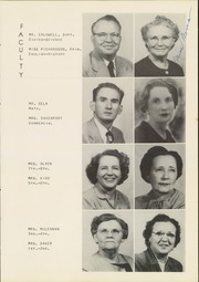 Page 13, 1951 Edition, Thornton High School - Tiger Yearbook (Thornton, TX) online yearbook collection