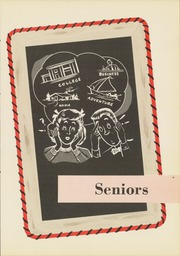 Page 15, 1951 Edition, Thornton High School - Tiger Yearbook (Thornton, TX) online yearbook collection