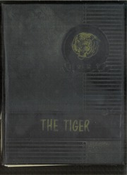 Page 1, 1957 Edition, Thornton High School - Tiger Yearbook (Thornton, TX) online yearbook collection