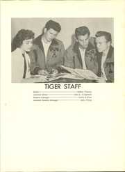 Page 7, 1957 Edition, Thornton High School - Tiger Yearbook (Thornton, TX) online yearbook collection