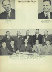 Page 10, 1954 Edition, Waco Technical High School - Spirit Yearbook (Waco, TX) online yearbook collection