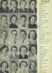 Page 12, 1954 Edition, Waco Technical High School - Spirit Yearbook (Waco, TX) online yearbook collection