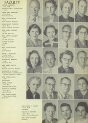 Page 13, 1954 Edition, Waco Technical High School - Spirit Yearbook (Waco, TX) online yearbook collection