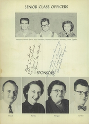 Page 16, 1954 Edition, Waco Technical High School - Spirit Yearbook (Waco, TX) online yearbook collection