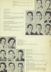 Page 17, 1954 Edition, Waco Technical High School - Spirit Yearbook (Waco, TX) online yearbook collection