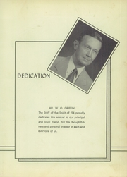 Page 9, 1954 Edition, Waco Technical High School - Spirit Yearbook (Waco, TX) online yearbook collection