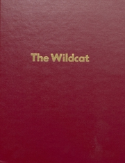 1955 Edition, Columbus Colored High School - Wildcat Yearbook (Columbus, TX)