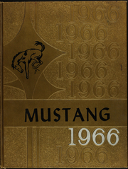 1966 Edition, Noodle High School - Mustang Yearbook (Merkel, TX)