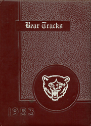 Page 1, 1953 Edition, Barstow High School - Bear Tracks Yearbook (Barstow, TX) online yearbook collection