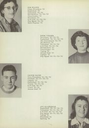 Page 10, 1953 Edition, Barstow High School - Bear Tracks Yearbook (Barstow, TX) online yearbook collection