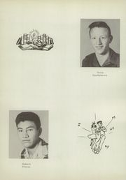 Page 16, 1953 Edition, Barstow High School - Bear Tracks Yearbook (Barstow, TX) online yearbook collection