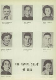 Page 7, 1953 Edition, Barstow High School - Bear Tracks Yearbook (Barstow, TX) online yearbook collection