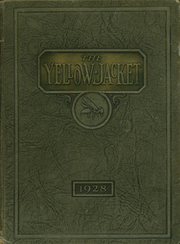 Page 1, 1928 Edition, W C Stripling High School - Yellow Jacket Yearbook (Fort Worth, TX) online yearbook collection