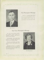 Page 17, 1928 Edition, W C Stripling High School - Yellow Jacket Yearbook (Fort Worth, TX) online yearbook collection