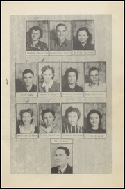 Page 11, 1941 Edition, Girard High School - Cardinal Yearbook (Girard, TX) online yearbook collection