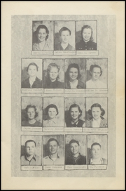 Page 15, 1941 Edition, Girard High School - Cardinal Yearbook (Girard, TX) online yearbook collection