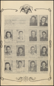 Page 13, 1942 Edition, Girard High School - Cardinal Yearbook (Girard, TX) online yearbook collection