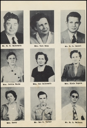Page 7, 1951 Edition, Girard High School - Cardinal Yearbook (Girard, TX) online yearbook collection