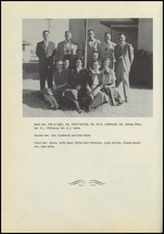 Page 12, 1955 Edition, Girard High School - Cardinal Yearbook (Girard, TX) online yearbook collection