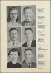 Page 14, 1955 Edition, Girard High School - Cardinal Yearbook (Girard, TX) online yearbook collection