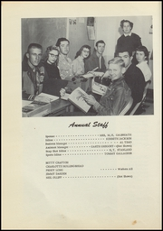 Page 16, 1955 Edition, Girard High School - Cardinal Yearbook (Girard, TX) online yearbook collection