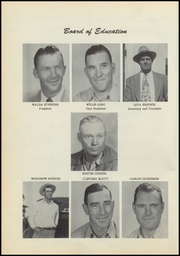 Page 8, 1955 Edition, Girard High School - Cardinal Yearbook (Girard, TX) online yearbook collection