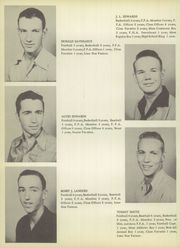 Page 12, 1953 Edition, Lawn High School - Longhorn Yearbook (Lawn, TX) online yearbook collection