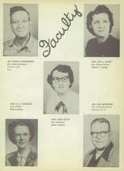 Page 9, 1953 Edition, Lawn High School - Longhorn Yearbook (Lawn, TX) online yearbook collection