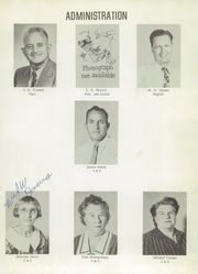Page 13, 1959 Edition, Mount Calm High School - Panther Yearbook (Mount Calm, TX) online yearbook collection