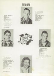 Page 17, 1959 Edition, Mount Calm High School - Panther Yearbook (Mount Calm, TX) online yearbook collection