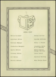 Page 7, 1942 Edition, Woodhouse High School - Lion Yearbook (Tucker, TX) online yearbook collection