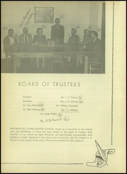 Page 12, 1947 Edition, Woodhouse High School - Lion Yearbook (Tucker, TX) online yearbook collection