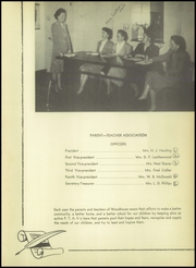 Page 13, 1947 Edition, Woodhouse High School - Lion Yearbook (Tucker, TX) online yearbook collection