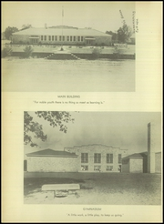 Page 16, 1947 Edition, Woodhouse High School - Lion Yearbook (Tucker, TX) online yearbook collection