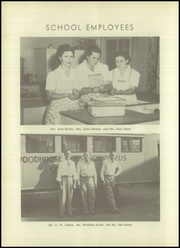 Page 16, 1951 Edition, Woodhouse High School - Lion Yearbook (Tucker, TX) online yearbook collection