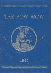 1941 Edition, Weinert High School - Bow Wow Yearbook (Weinert, TX)