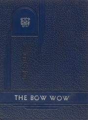 1946 Edition, Weinert High School - Bow Wow Yearbook (Weinert, TX)