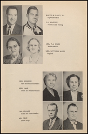 Page 15, 1952 Edition, Mosheim High School - Totem Yearbook (Mosheim, TX) online yearbook collection