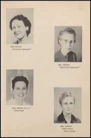 Page 17, 1952 Edition, Mosheim High School - Totem Yearbook (Mosheim, TX) online yearbook collection