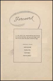Page 7, 1952 Edition, Mosheim High School - Totem Yearbook (Mosheim, TX) online yearbook collection