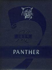 1954 Edition, Pecan Gap High School - Panther Yearbook (Pecan Gap, TX)