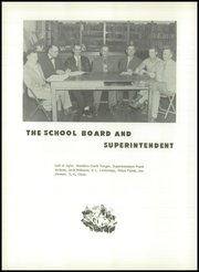 Page 10, 1954 Edition, Pecan Gap High School - Panther Yearbook (Pecan Gap, TX) online yearbook collection