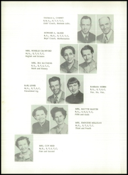 Page 12, 1954 Edition, Pecan Gap High School - Panther Yearbook (Pecan Gap, TX) online yearbook collection